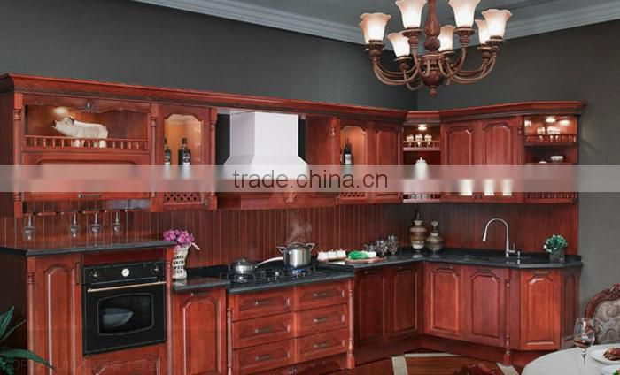 Professional wooden ready made modualr kitchen cabinets for Kitchen cabinets in pakistan