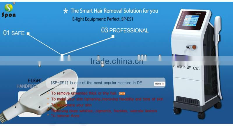 2013 New Hair Removal E-light