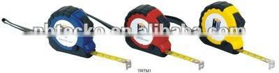 Hot design rubber covered tape measure with custom logo