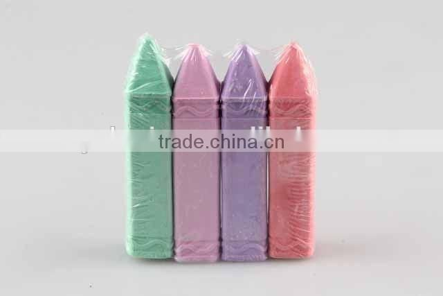 4PC mixed color chalk