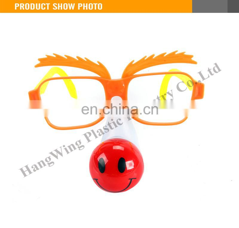 Funny Play Set Toy With Light Plastic Children's Glasses