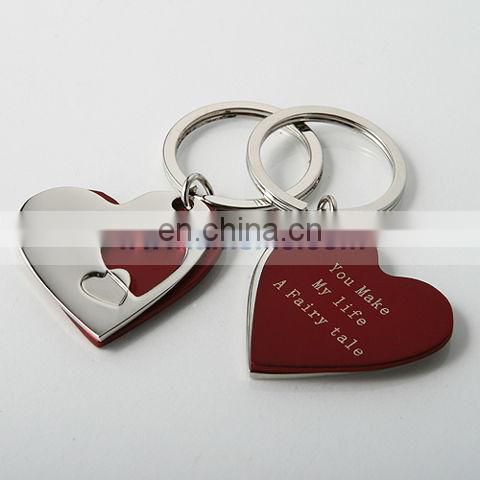 AK015 wholesale Lucky Four Leaf Keyrings keyrings for promotions
