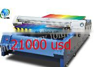 6060 uv flatbed mug printer, uv mug printer