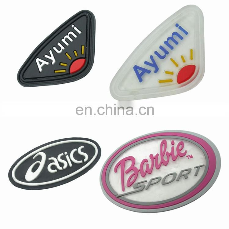 Custom advertising pvc pin button badge