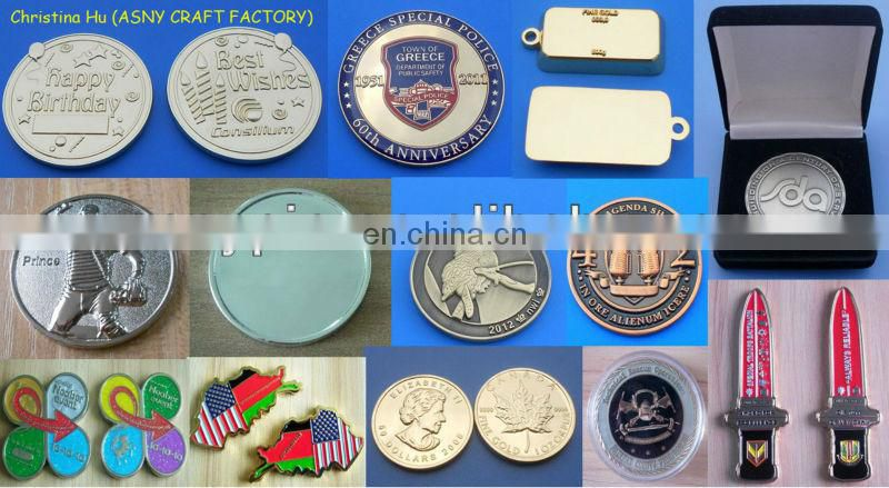 antique silver custom logo metal club members monthly medals