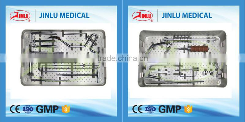 Since 1958 Self lockable common nails interlock nail instrumentation tool