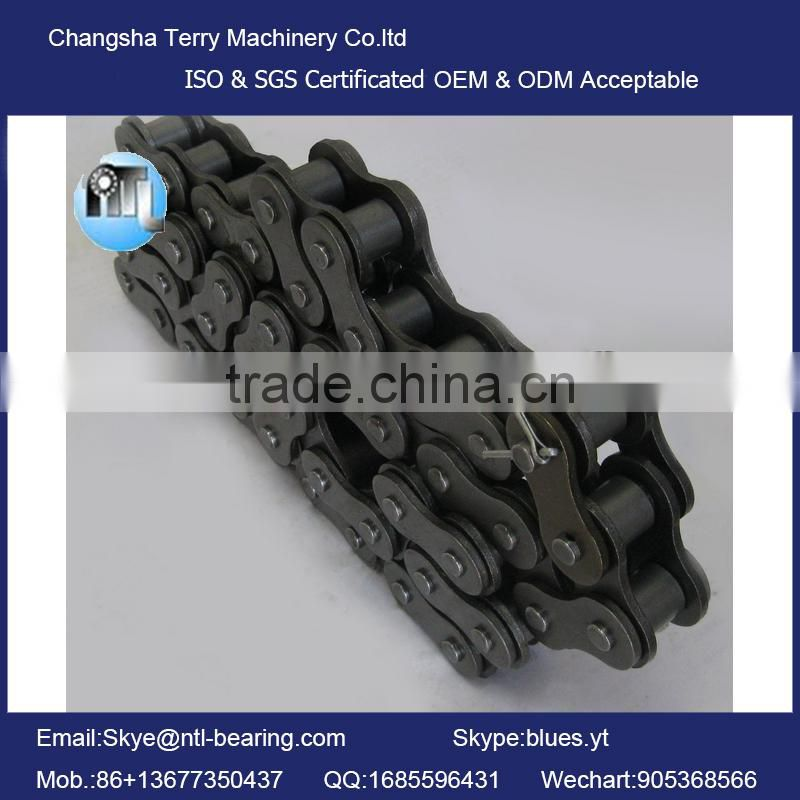 Precision SS Roller Chains B Series 16B-1 Simplex Roller Chains and Bushing Chains Bike/Bycicle/Motorcycle Chain