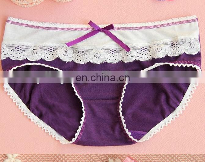 sweet girls bamboo women underwear
