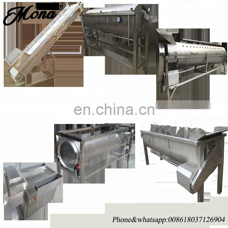 Chicken Processing Equipment/Poultry Automatic Slaughtering Equipment with long life service Image