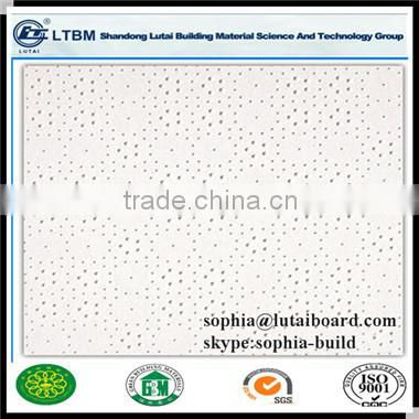 Water proof 8mm suspended ceiling tiles