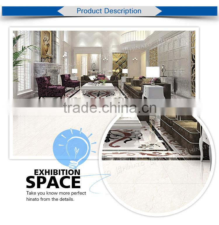 bottom price CE quality standard glass and porcelain bathroom tile 3d ceramic floor tile