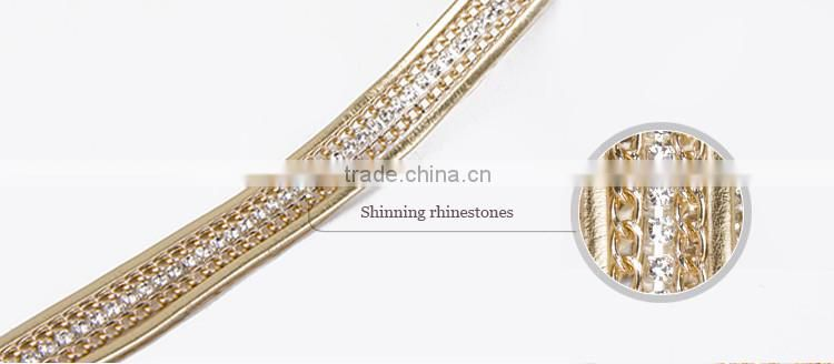 Best Selling Bling Bling Items/ Wholesale Rhinestone Trim Decorative Trim