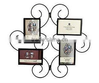 2012 Hot Sell Metal Wire Wall Picture Frame