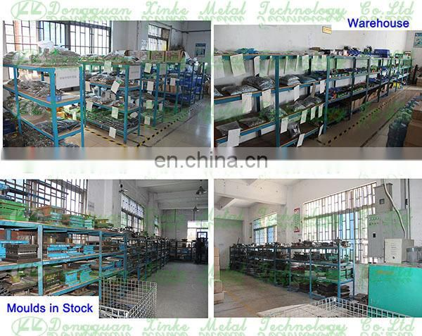 non conductive metals stamping press electronic box chassis