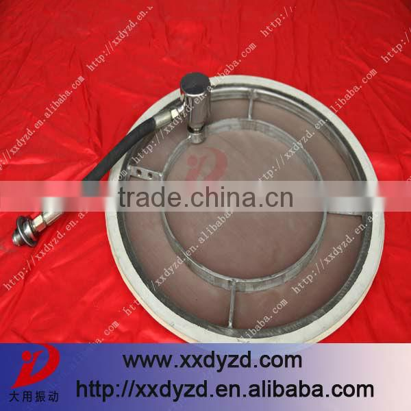 High quality ultrasonic machine parts with ISO standard