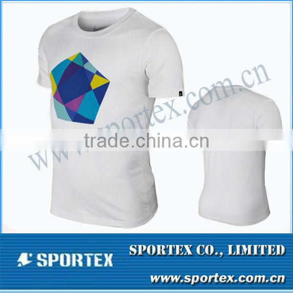 SPT-CT1321 sports cotton t shirts, cotton t shirt for sports, sports t shirts