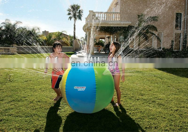 inflatable sprinkler ball