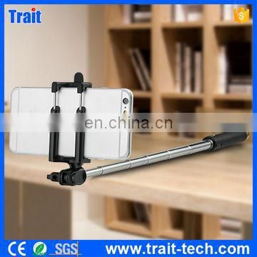 Factory Price Wireless Monopod Selfie Stick for iPhone All Smartphones