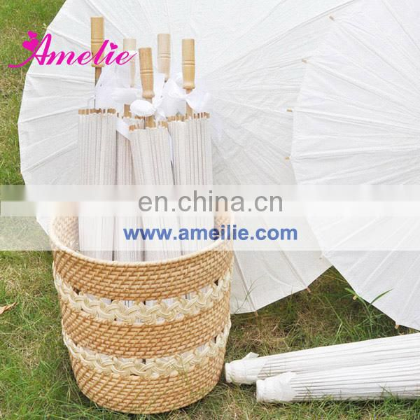 A6278 Red paper umbrella with Chinese words