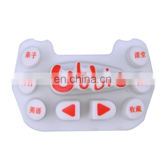 New Style Reasonable Price Customized Soft Various Designs Waterproof Silicone Buttons