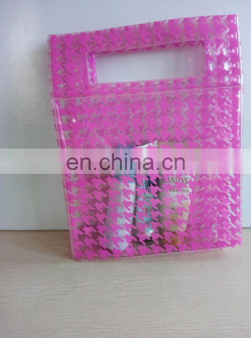 high quality shampoo and body wash bottle packing bag
