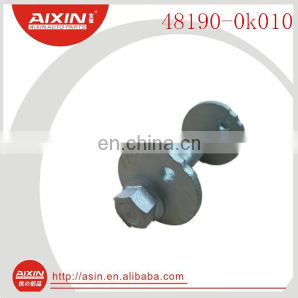 AIXIN Spare Parts Front Adjustable Cam Assy 48190-0K010 For HILUX FORTUNER