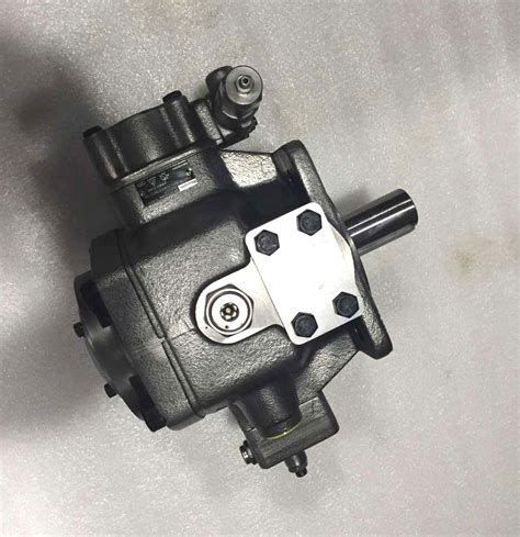 R900568873 400bar 250cc Rexroth Pv7 Hydraulic Vane Pump Image