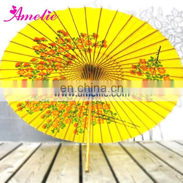 A6288 Personalized flower craft umbrella