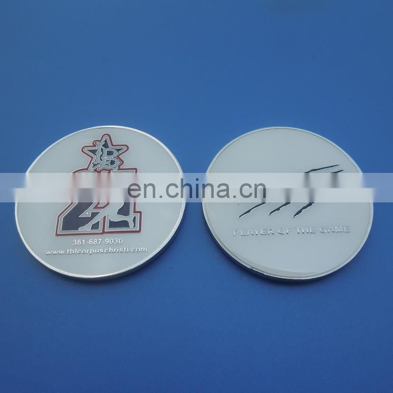 2017 promotional birthday coin custom best wishes copper coin wholesale