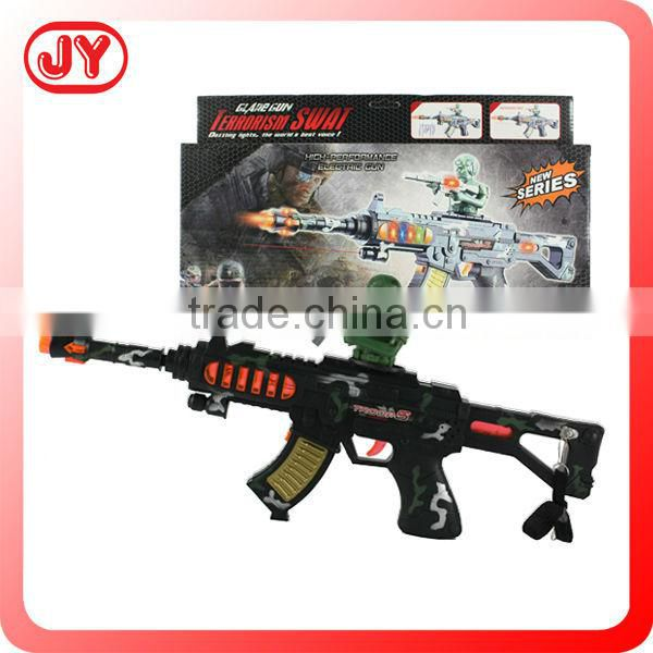 Hot sale military toys guns play set with EN71and ABS