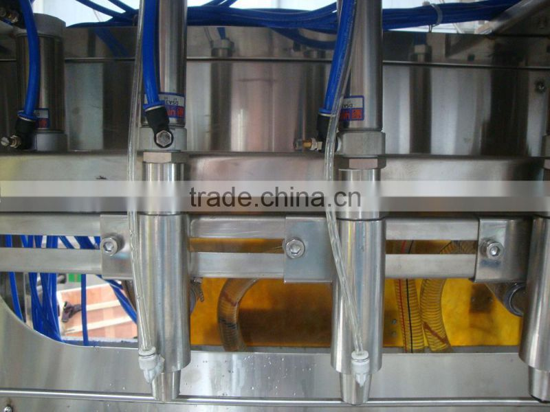 Automatic Linear Edible Oil Filling Machine (GC-6A)
