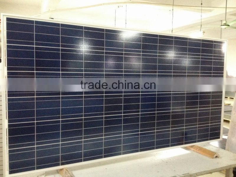 Complete with battery and brackets 800w 5 pv modules solar panel