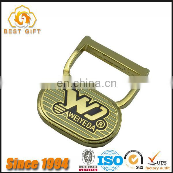 Cheap Promotional Gift Fashion logo luggage zipper pulls