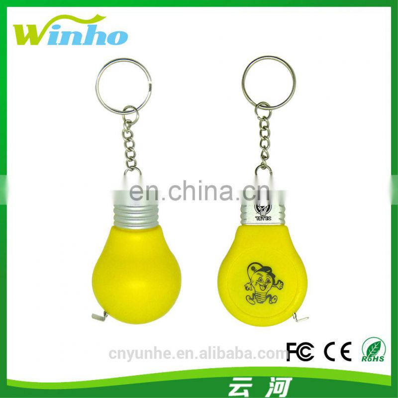 Winho Cute Snail Tape Measure Keychains