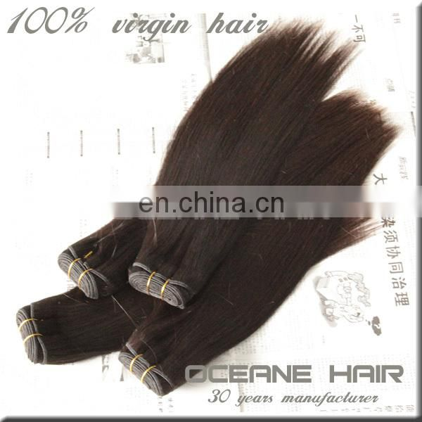 Cheapest price!!! Factory selling top quality Peruvian hair, unprocessed virgin indian remy hair