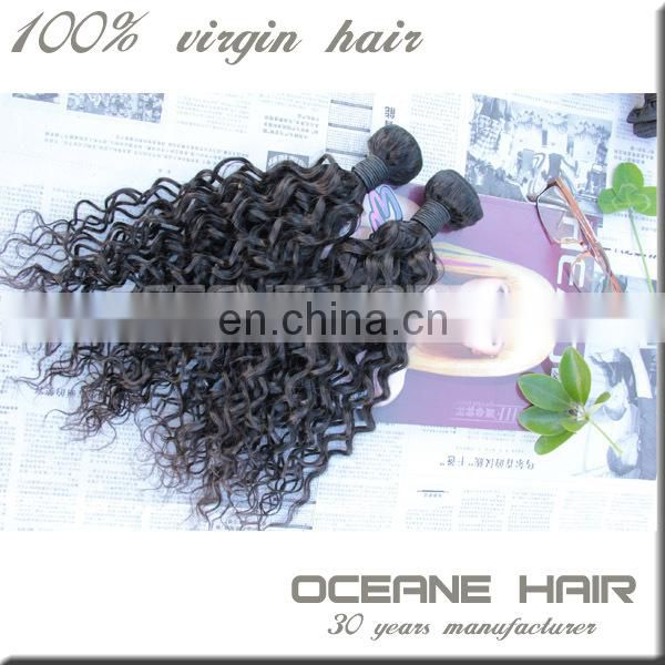 Large stock super quality best price unprocessed virgin malaysian curly hair