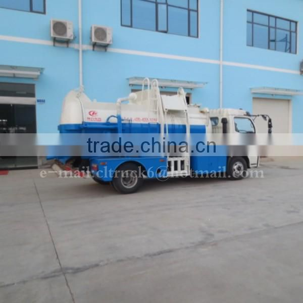 DONGFENG 4*2 Side Loading Swill Collection Truck 5.75m3