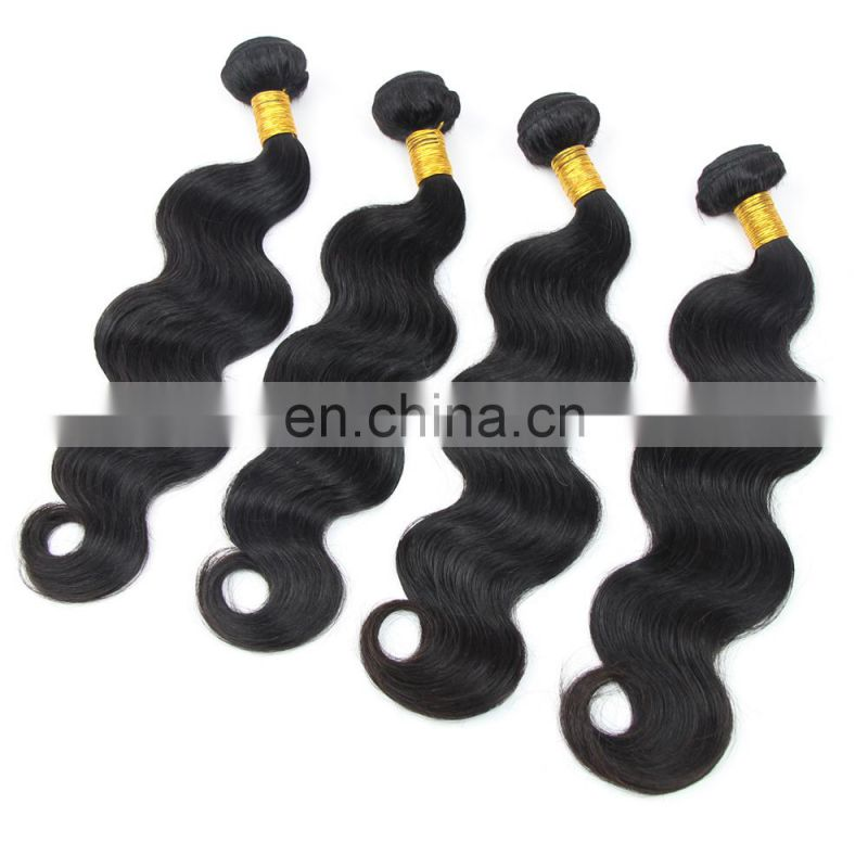 Youth beauty hair 2017 best saling 9A Filipino virgin human hair weaving in body wave raw unprocessed