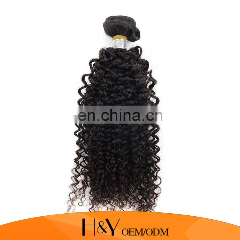100 Human Hair Kinky Curly Braiding Hair Extension 100G Per Piece
