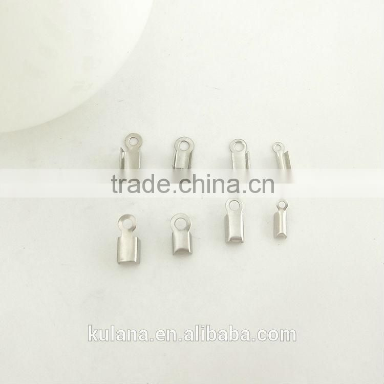 45#stainless steel bails clasp, pendent clasp jewelry findings