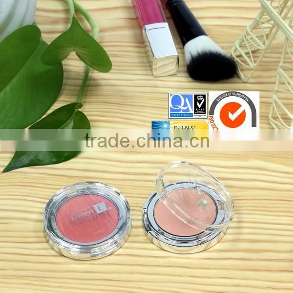 BONITA Sugar Blusher with Compact Mirror included Brush Chemical Powder Blush