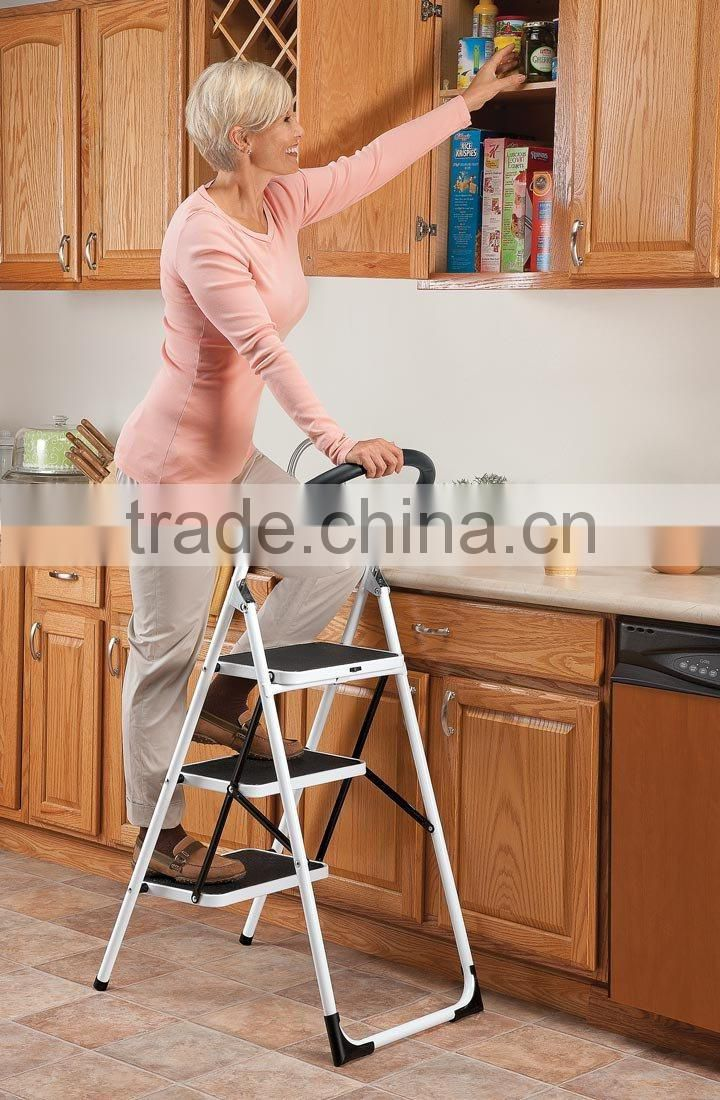 EasyComforts Step Ladder Stool Combo