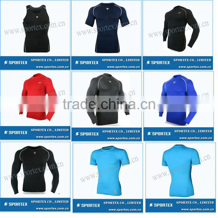 Compression base layer / Runing tight wear / men's compression sportswear for men
