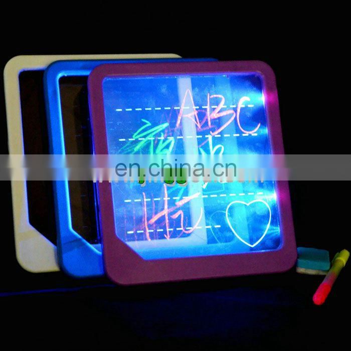 Battery Powered Led Writing Board