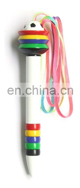 bright color customized pen for promotion