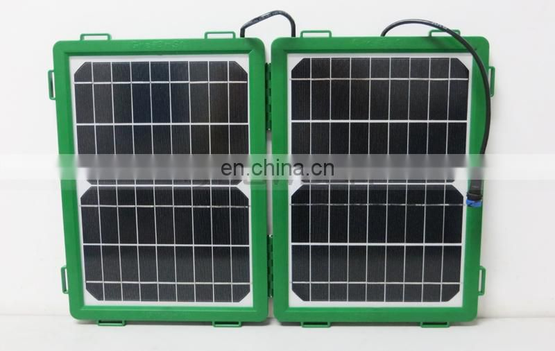 300W Inverter 220V/110V Portable Suitcase Solar Power System