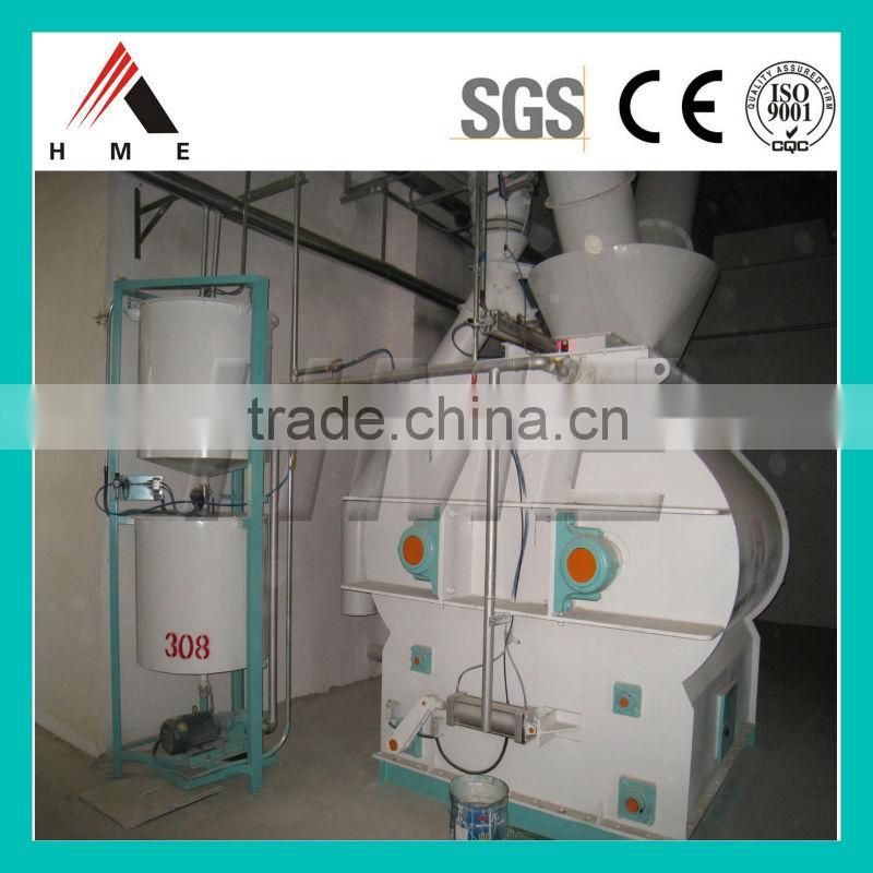 HME farm poultry feed machinery With CE/ISO9001/GOST/SGS Certificate