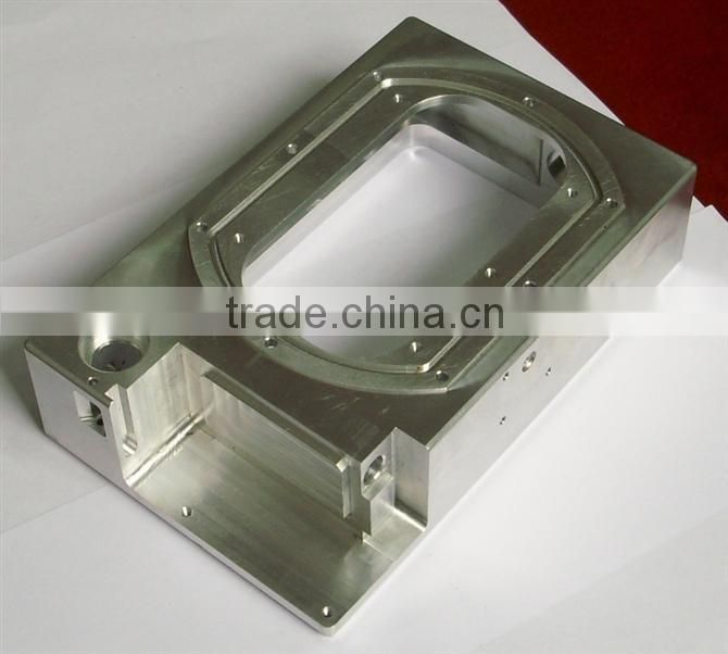 custom-made high precision steel machinery parts pipe parts