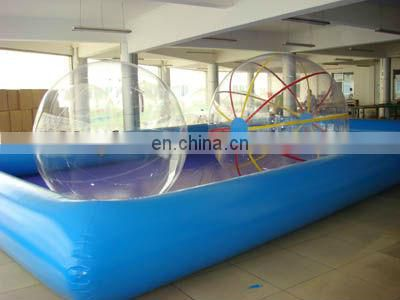 2013 best quality inflatable pool for playing water ball or boats