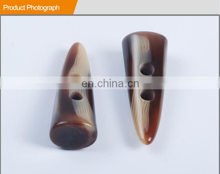 Horn Toggle Button Imitation Horn Button For Suit BP40517